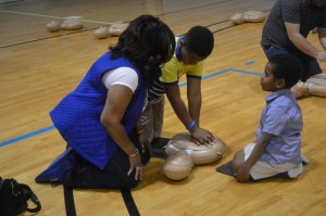 CPR Awareness Training